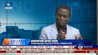 Business Morning: Analysing Nigeria's Massive Yam Export Drive Pt 2