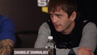 Шахбулат Шамхалаев - возвращение к тренировочному процессу