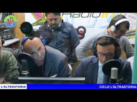 L'ALTROPARLANTE - MAURO FASO - RADIO IN - CICLO L'ALTRASTORIA: Puntata di mercoledì 19/10/2016
