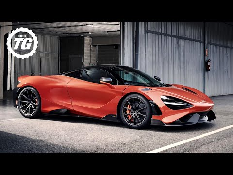 FIRST LOOK | McLaren 765LT: could McLaren's latest Longtail be quicker than a Senna? | Top Gear