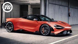 FIRST LOOK | McLaren 765LT: could McLaren's latest Longtail be quicker than a Senna? | Top Gear