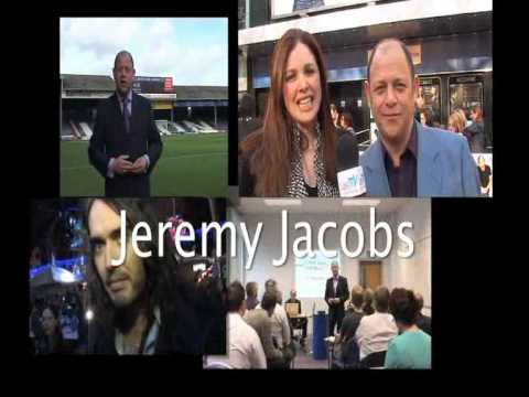 Jeremy Jacobs - Presenter Showreel