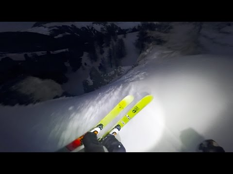 GoPro Snow: French Night Ski Ride with Leo Taillefer