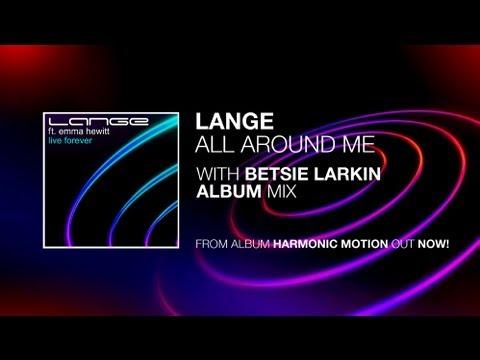 Клип Lange - All Around Me