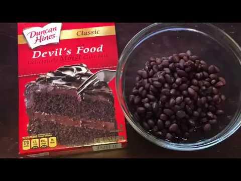 How To Make TWO Ingredient Vegan Black Bean Brownies!! Madison In The Kitchen