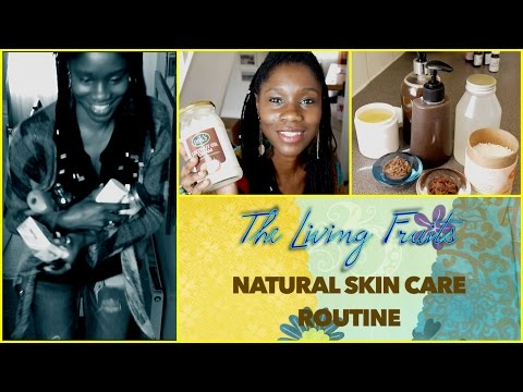 Natural Skin Care | HOW TO with The Living Fruits