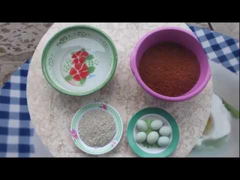 Produk Hasil Olahan Makanan Awetan Hewani Prakarya Sma Negeri 1