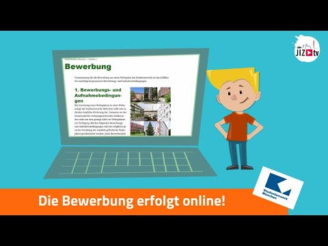 JIZ TV - Wohnen Für Studierende In München