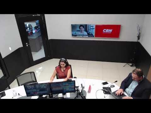 CBN Campo Grande (01/04/2020) - com Ginez Cesar e Ingrid Rocha