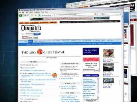 Commercial for The Columbus Dispatch's dispatch.com