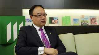 Manulife Financial Planner Success Story -- James Chen (陳子斌)