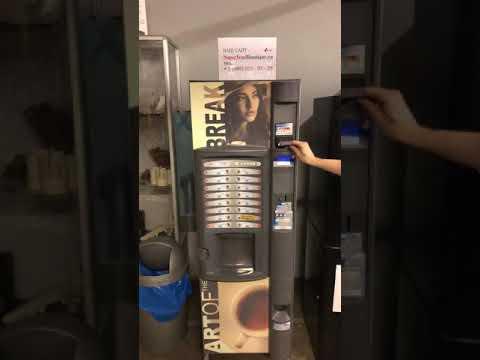 Кофе автомат Necta Kikko ES 6 ToGo 250 мл