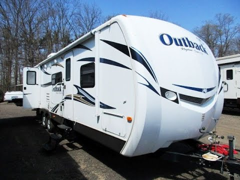 HaylettRV.com - 2011 Outback 312BH Used Bunkhouse ...