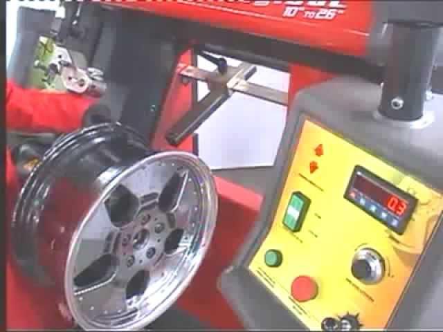 ncdigital rim , wheel straightener.flv