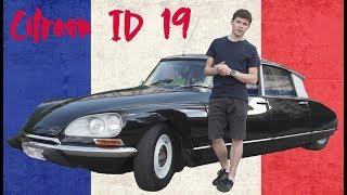 Citroen ID19 (DS) 1968 года - Легендарный француз [Обзор]