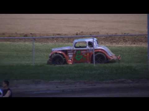7/9/17 Legends Feature Angell Park Speedway
