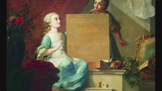 "Russian Baroque XVIII century - Cant ""There is always a fickle Fortuna"""