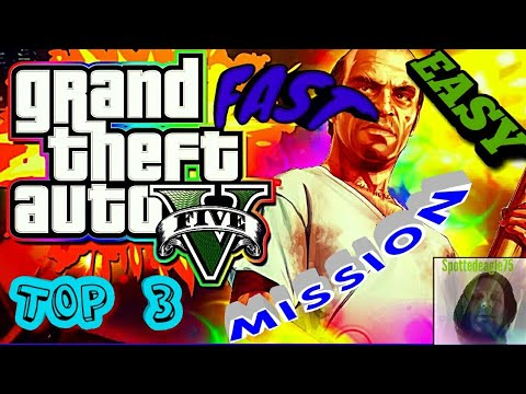 Gta 5 online best solo mission,how to make fast solo money online gta, highest payout!!!!!