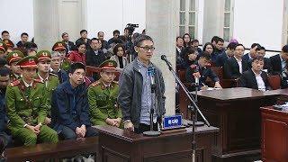 Tiếp tục phiên sơ thẩm xét xử bị cáo Đinh La Thăng và các đồng phạm