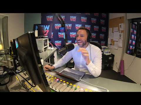 Trey Morgan Video Aircheck July 2019 NEW 102.7
