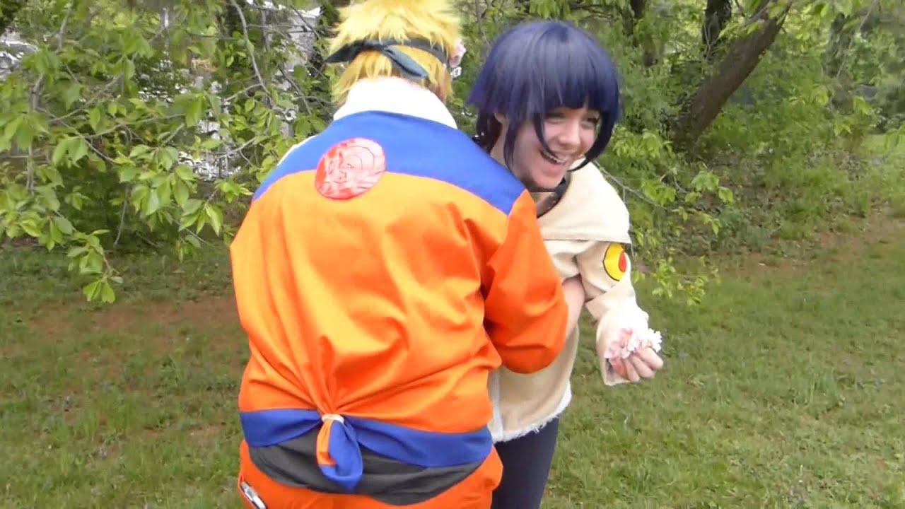 Naruto Cosplay- life blooper - YouTube