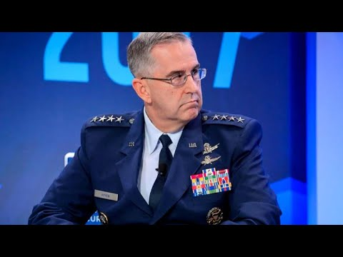 """Top nuclear commander says he would push back against """"illegal"""" order to launch strike"""