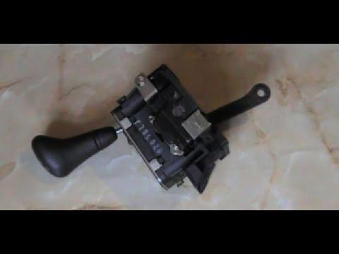 Mercedes Benz C180 (W202) reverse light switch, part 1/14 - YouTube