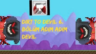 Growtopia Dirt To Devil #6