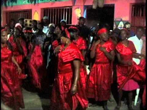 louis blan ceremony- haiti, ( 37199976)
