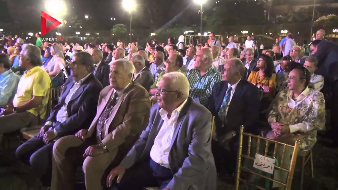 الوطن المصرية: تكريم أبطال أكتوبر في حفل بحضور جيهان السادات بنادي الجزيرة