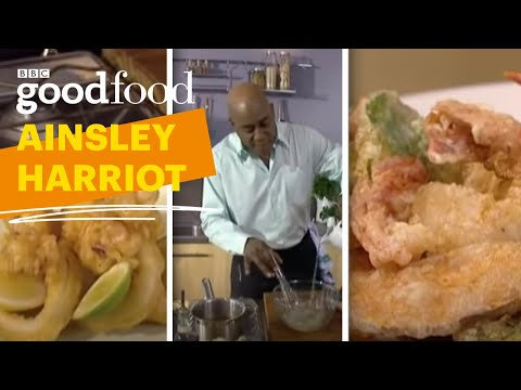 Seasame Salt Roasted Sea Bass Recipe - Ainsley Gourmet Express - BBC