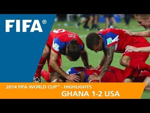 GHANA v USA 12 - 2014 FIFA World Cup™
