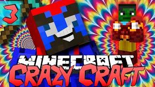 Minecraft CRAZY CRAFT 2.0 | Super Heroes [3]