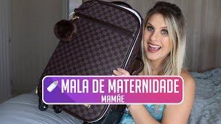 MINHA MALA DE MATERNIDADE