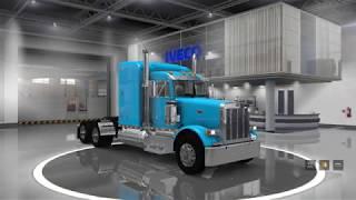 Euro Truck Simulator 2 mods- Peterbilt 378 v 3.0 [1.30.x]