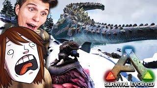 Wir finden den GRÖßTEN DINO im kompletten Spiel ☆ ARK: Survival Evolved #74