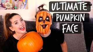 ULTIMATE PUMPKIN FACE