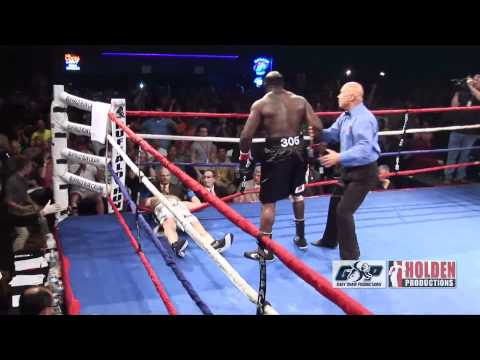Kimbo Slice Boxing Debut (10secKO) OFFICIAL PROMOTERS HD Video (Multiple Cameras) .mov
