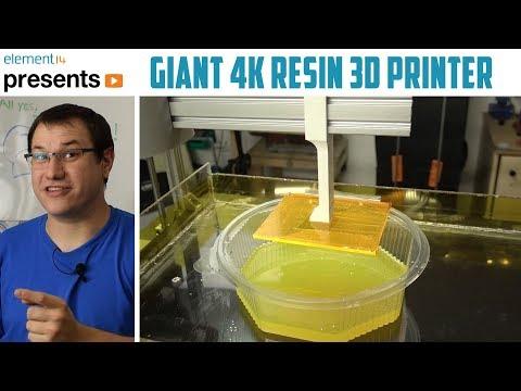 #RaspberryPi 4 Experimental Resin #3DPrinter