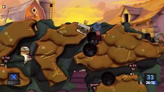 Worms by TaeR, Joker, CRiMER [28.07.17]