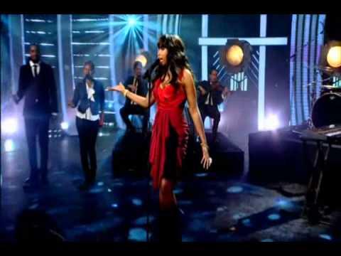 So You Think You Can Dance - Jennifer Hudson - Feeling Good [LIVE]