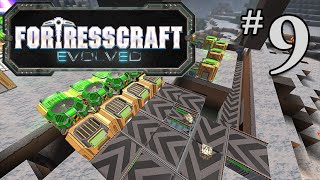 FortressCraft Evolved Gameplay - #9 - Tier 2 Ores!