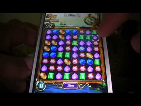 Jewels Deluxe Gameplay - Puzzle Game On android - Best Mobile Games.webm