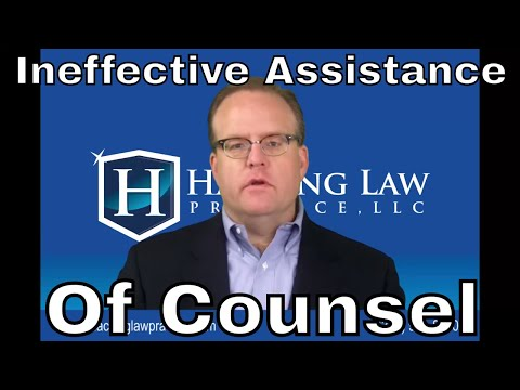 How To Raise an Ineffective Assistance of Counsel Claim in Immigration