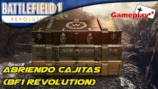 Abriendo Cajitas | Battlefield 1 Revolution