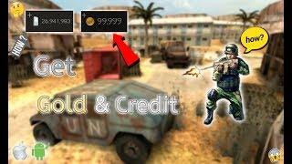 BULLET FORCE HOW TO GET FREE GOLD AND CREDIT 100% WORKING AND LEGAL [ANDROID] 2017