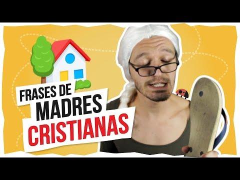 FRASES DE MAMÁ CRISTIANA