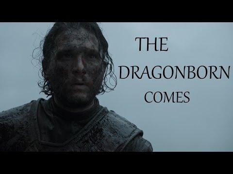 The Dragonborn Comes - A Jon Snow Tribute