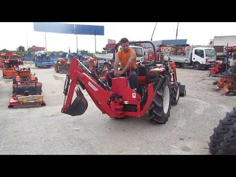KUBOTA GL32 FL ΜΕ ΤΣΑΠΑΚΙ 4X4 4WD www.trakter.com ΤΑΓΤΑΛΕΝΙΔΗΣ ΤΡΑΚΤΕΡ