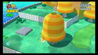 Super Mario 3D world часть 1